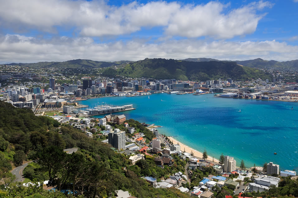 Wellington, New England