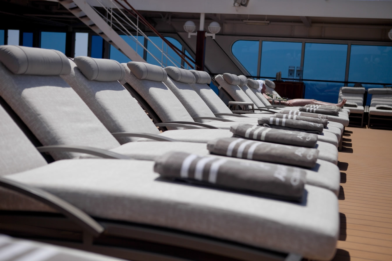Azamara Quest Pool Deck
