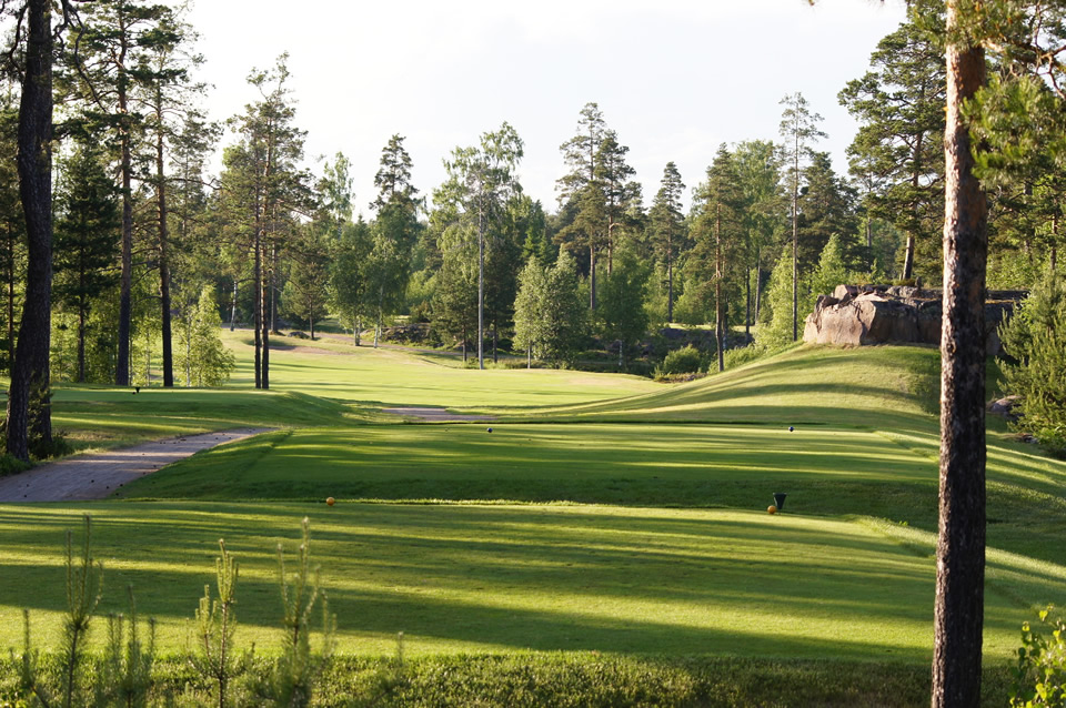 Hirsala Golf Club, Finland