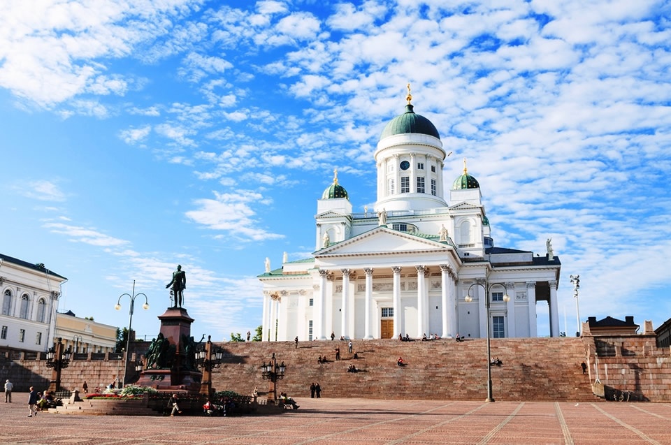 Lutheran Cathedral of Helsinki