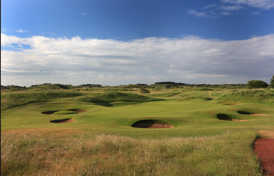 Royal Birkdale by Gary Lisbon