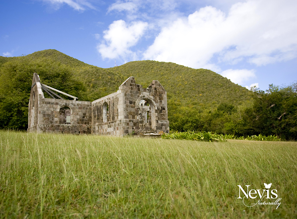 Cottle Church Nevis