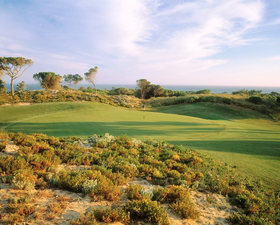 Oitvaos Dunes Golf Links. Lisbon