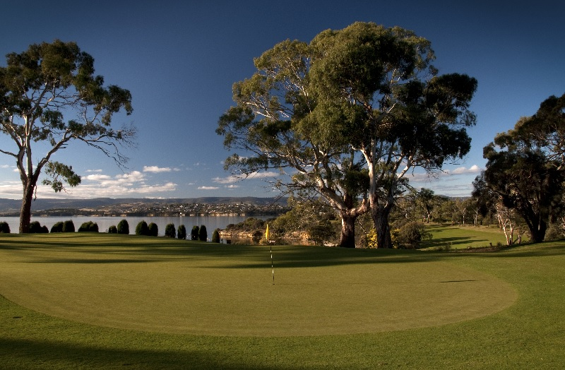 Tasmania Golf Course