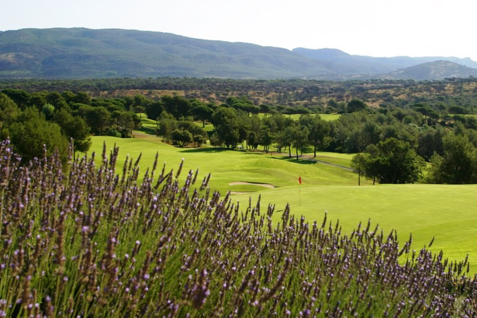 Saint Endreol Golf Course
