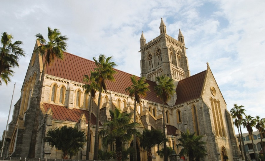 Cathedral of the Most Holy Trinity in Hamilton, Bermuda
