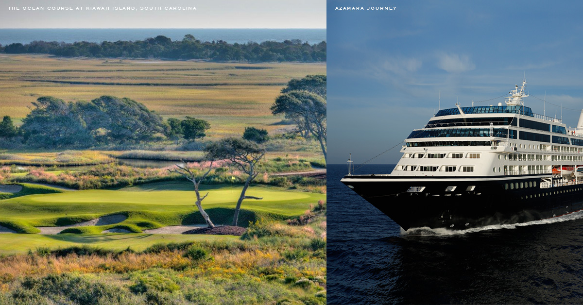 2019 Lowcountry & Bermuda Golf Cruise | 11 Nights | 4 Rounds