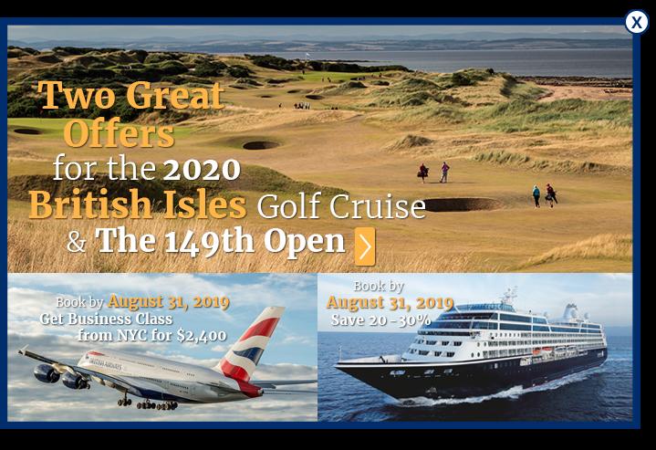Calendario Golf 2020.Future Venues For The Open British Golf The Open